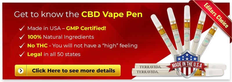 How much does a vape pen for CBD cost?